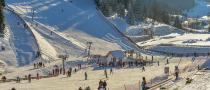 Ski la Bran Cheile Gradistei