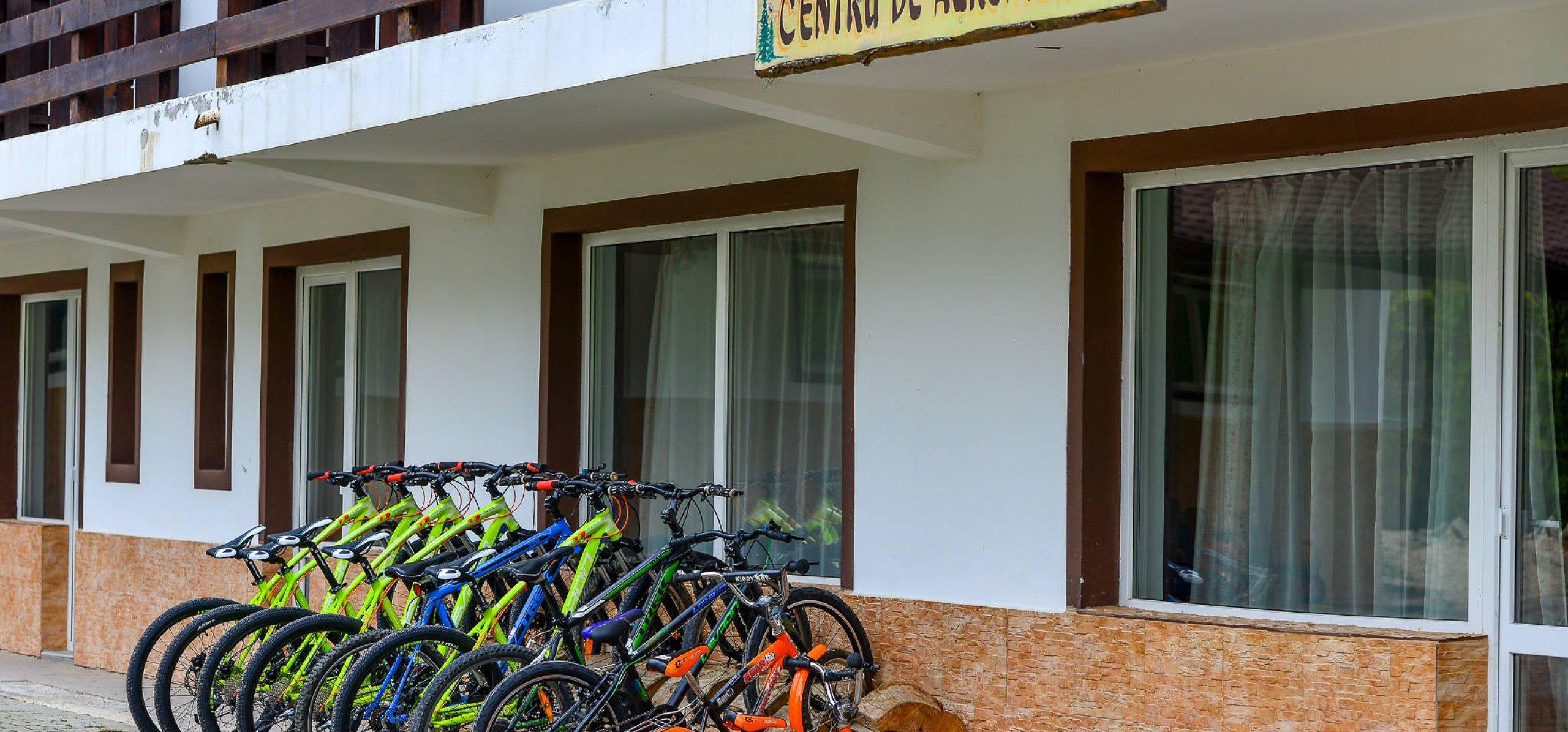 Inchirieri biciclete Cheile Gradistei