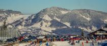 Cheile Gradistei stațiune de schi și distracție